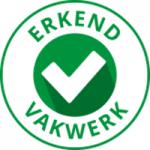Logo erkend vakwerk 2